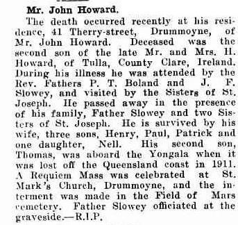 The Catholic Press, 5 October 1939. http://nla.gov.au/nla.news-article106345498