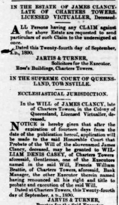 The Northern Miner  25 September 1890, page 4
