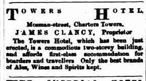 The Northern Miner Saturday 25 June 1887, page 1