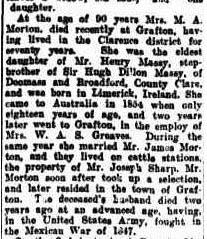 PERSONAL NEWS. (1926, February 10). Morning Bulletin (Rockhampton, Qld. : 1878 - 1954), p. 6. Retrieved March 18, 2014, from http://nla.gov.au/nla.news-article55255434
