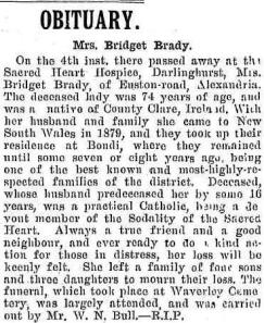 The Catholic Press 13 Jan 1910: 29. .