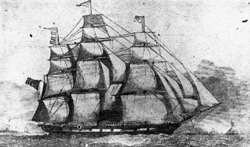 Montmorency (ship), John Oxley Library, out of copyright. http://trove.nla.gov.au/work/153919419