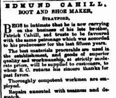 Advertising. (1872, November 7). Gippsland Times (Vic. : 1861 - 1954), p. 1 Edition: Morning.. Retrieved March 12, 2015, from http://nla.gov.au/nla.news-article61492140