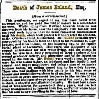 boland-james-death-maitland-mercury-21-oct-1876-p10